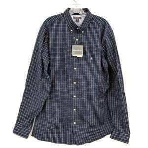 Eddie Bauer Wrinkle-Free Classic Fit Oxford Shirt